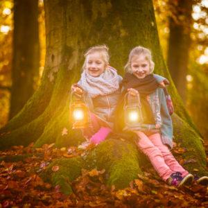Fotoshoot herfst Engelse Werk Zwolle
