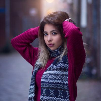 Fashion fotoshoot portret Zwolle
