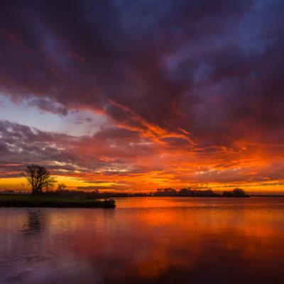 Sunset polde rmastenbroek