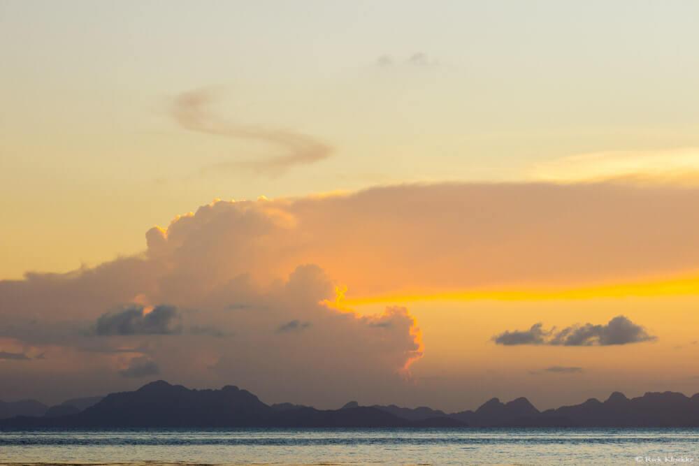 Sunset Koh Samui Thailand