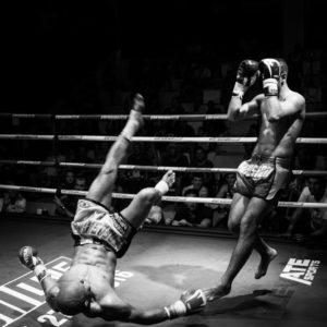 Kickboksfoto's Thailand