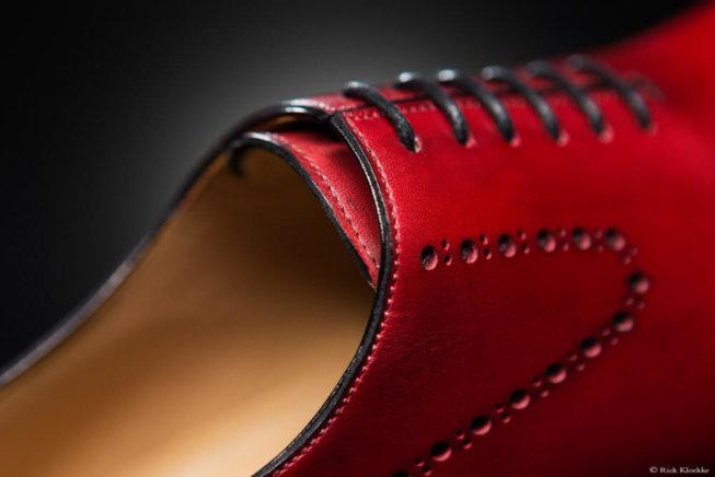 Productfotografie schoen