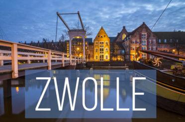 Zwolle – A Timelapse Short Film (BTS)