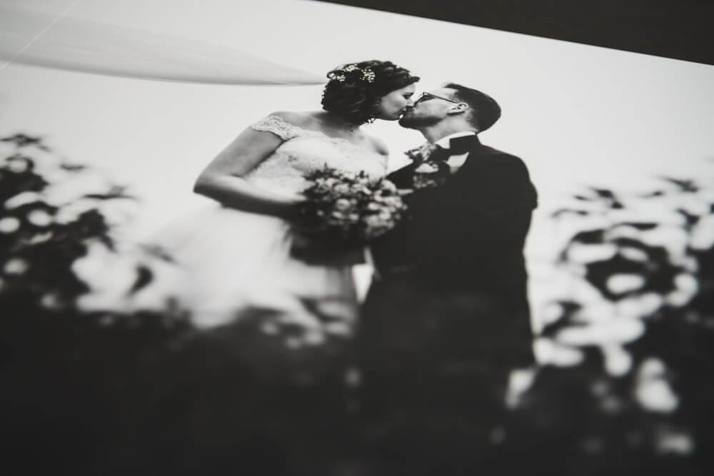 bruidsalbum zwartwit