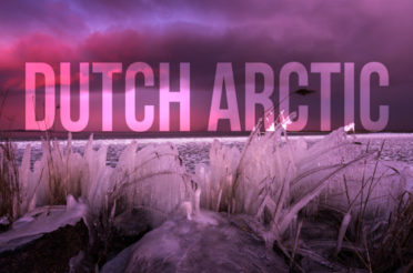 """Nederlandse winter gevat in Timelapse beelden – """"Dutch Arctic"""""""