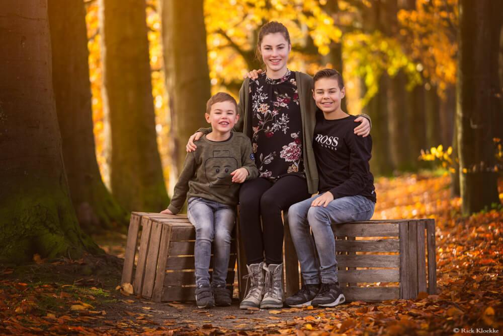 Portretfotograaf familiefoto zwolle