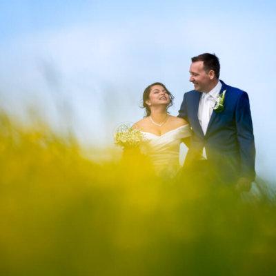 Bruidsfotografie Den helder
