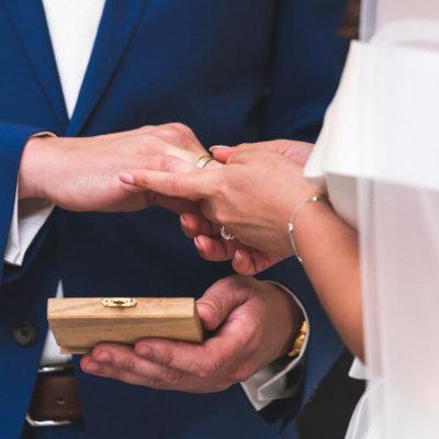 Bruidsfotografie Den helder Ceremonie