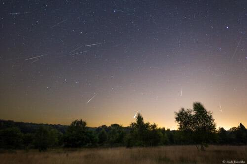 Perseiden meteorenregen 2018 (10 fotografietips!)