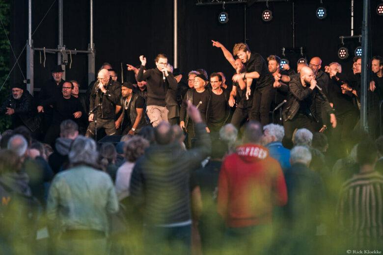 Evenementenfotografie Zwolle voor VanWonen in Gerrits Tuin