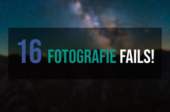 16 fotografie fails die onvermijdelijk zijn en je zeker één keer hebt gemaakt!