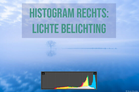 Wat is het histogram in fotografie?