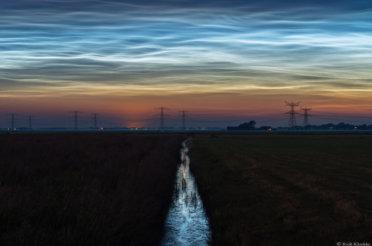 Lichtende Nachtwolken fotograferen + timelapse