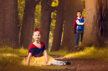 Fotografie Poster Dansvoorstelling