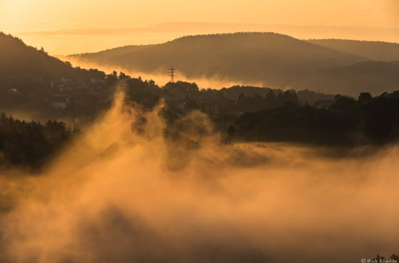 Eifel Fog – Timelapse 8K