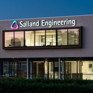Exterieurfoto's Salland Engineering