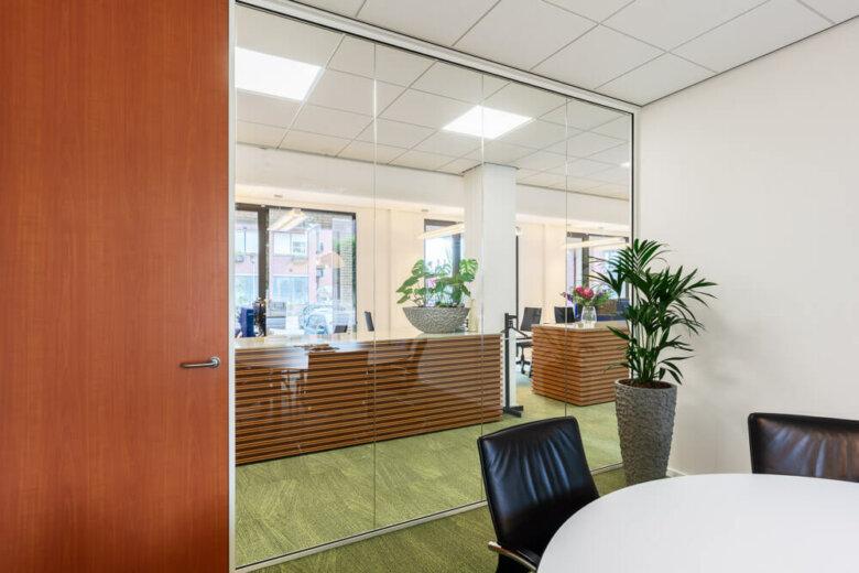 Interieurfotografie bij BPD in Zwolle