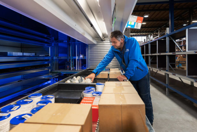 Bedrijfsfotografie voor Leeuwbouw in Zwolle