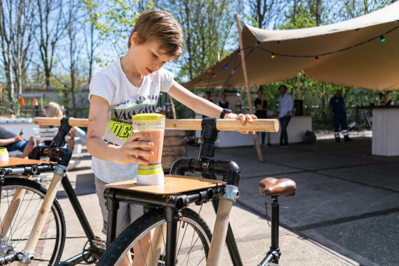 Festival fotografie voor Gerrits Tuin in Zwolle