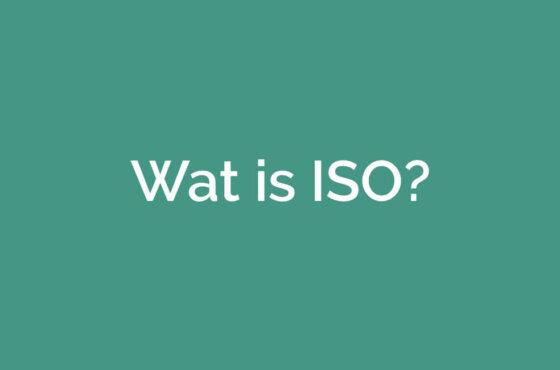 Wat is ISO?   Basiskennis Fotografie
