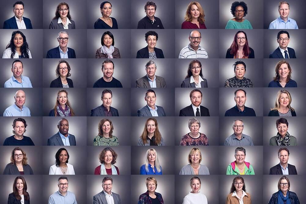 Zakelijke Portretten Bedrijven