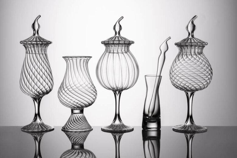 Productfotografie glaswerk