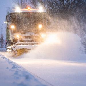 Winterdienst in Zwolle