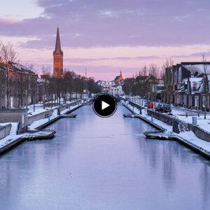 Winter timelapses RTVoost