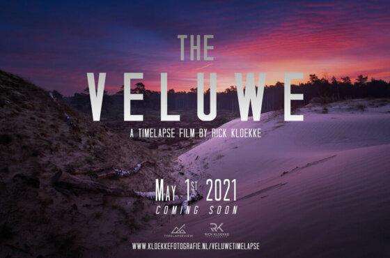 Teaser nieuwe timelapsefilm 'The Veluwe'