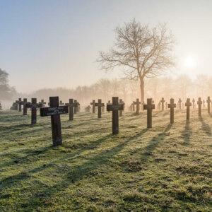 Timelapse begraafplaats Ysselsteyn
